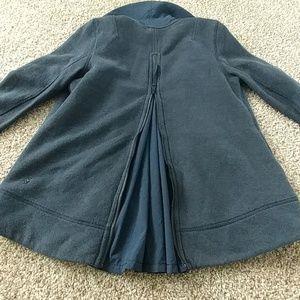 Lululemon sweatshirt jacket full zip